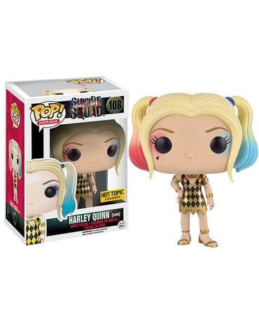 Фигурка Suicide Squad - Harley Quinn in Gown (Funko POP!) [Exclusive]
