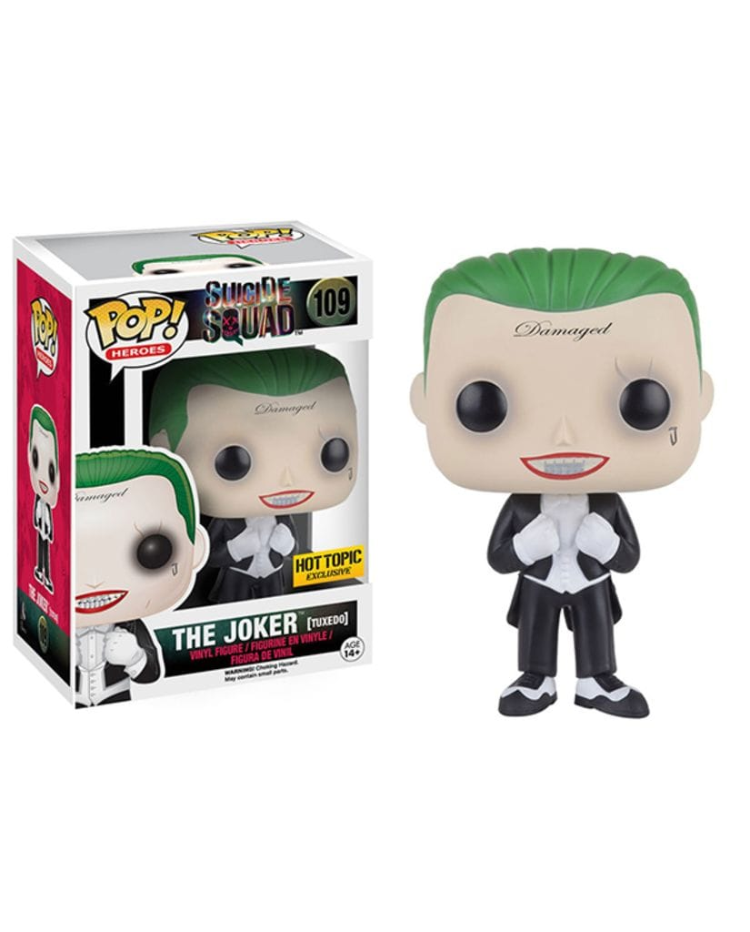 Фигурка Suicide Squad - The Joker Tuxedo (Funko POP!) [Exclusive]