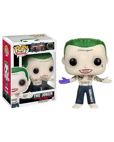 Фигурка Suicide Squad - The Joker (Funko POP! Vinyl)