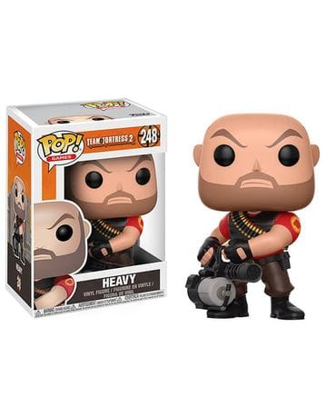 Фигурка Team Fortress 2 - Heavy (Funko POP!)