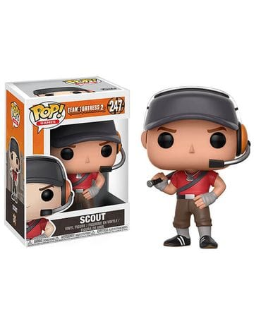 Фигурка Team Fortress 2 - Scout (Funko POP!)