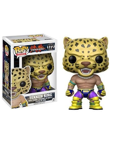 Фигурка Tekken - Tekken King (Funko POP!)