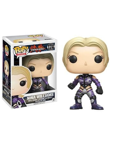 Фигурка Tekken - Nina Williams (Funko POP!)