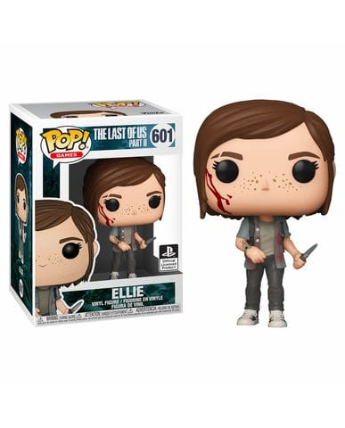 Фигурка The Last of Us: Part 2 – Ellie (Funko POP!)