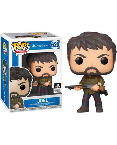 Фигурка The Last of Us: Part 2 – Joel (Funko POP!) [Exclusive]