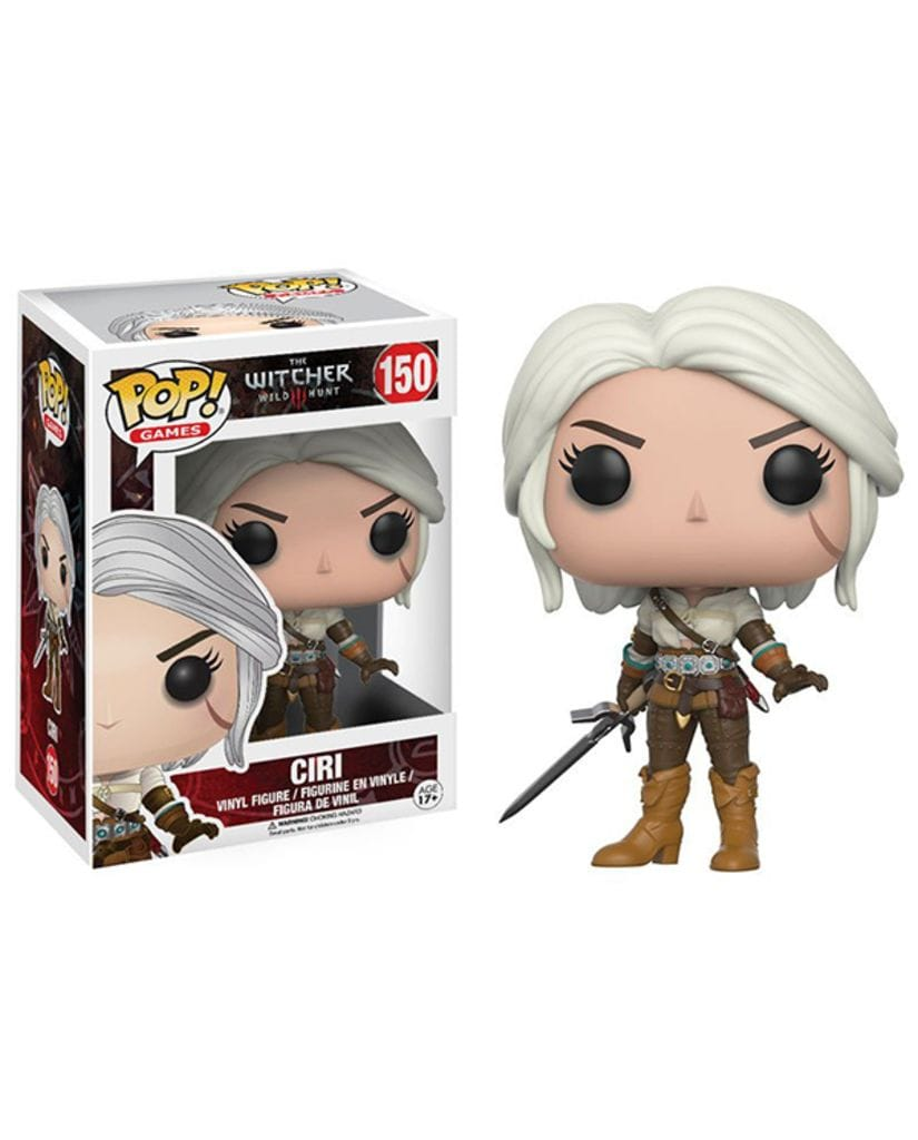 Фигурка The Witcher 3: Wild Hunt - Ciri (POP! Vinyl)