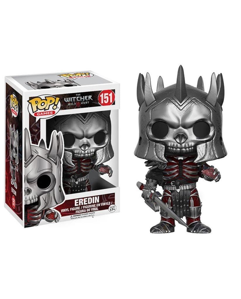 Фигурка The Witcher 3: Wild Hunt - Eredin  (POP! Vinyl)