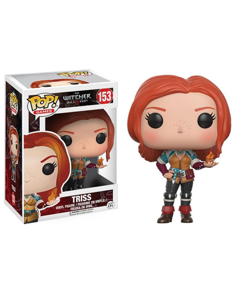 Фигурка The Witcher 3: Wild Hunt - Triss (POP! Vinyl)