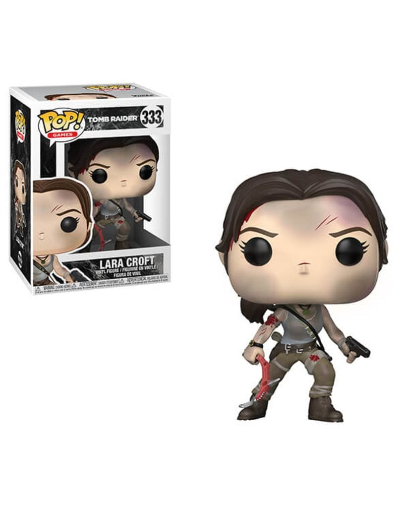 Фигурка Tomb Raider (2013) - Lara Croft (Funko POP!)