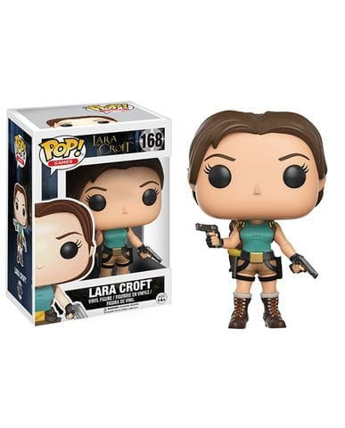 Фигурка Tomb Raider - Lara Croft (Funko POP! Vinyl)
