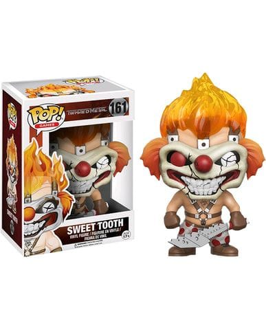 Фигурка Twisted Metal - Sweet Tooth (POP! Vinyl)