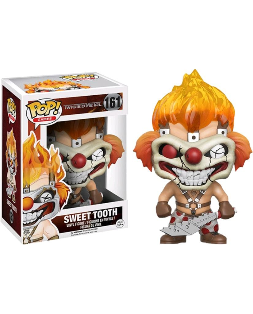 Фигурка Twisted Metal - Sweet Tooth (Funko POP! Vinyl)