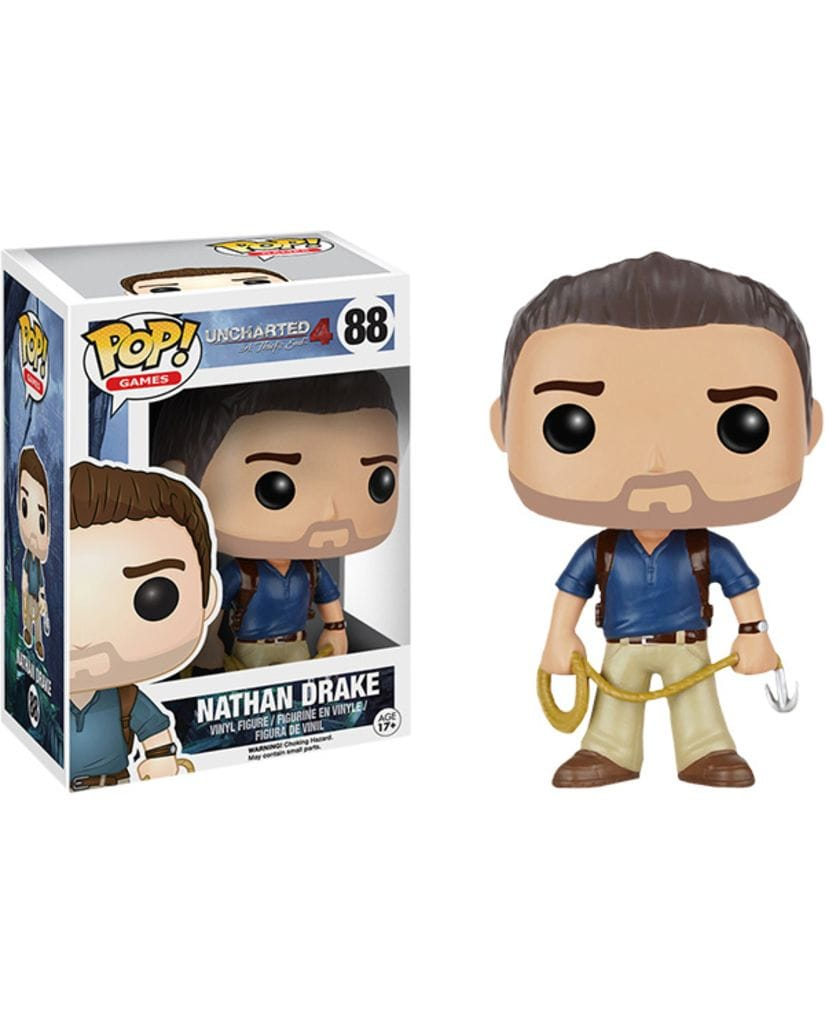 Фигурка Uncharted 4 - Nathan Drake (POP! Vinyl)