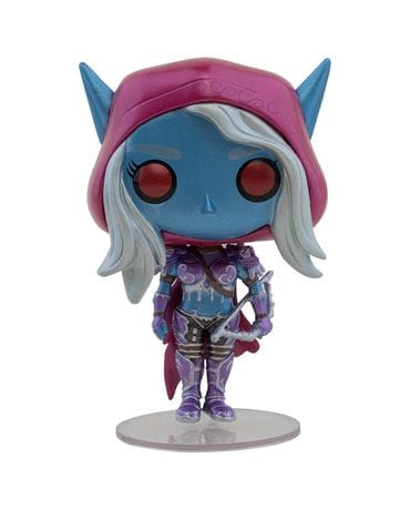 Фигурка World of Warcraft – Lady Sylvanas Metallic (Funko POP!) [Exclusive]